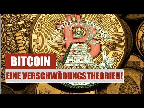 Bitcoin: Eine Verschwörungstheorie
