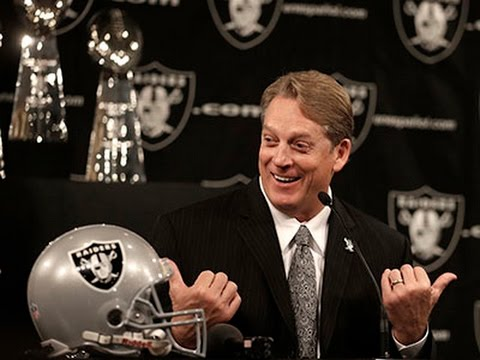 Raiders Introduce Jack Del Rio As New Coach