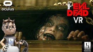 THE EVIL DEAD: VIRTUAL NIGHTMARE IN VR! // Oculus GO