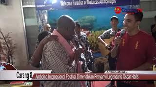 Amboina Internasional Festival Dimeriahkan Penyanyi Legendaris Oscar Haris