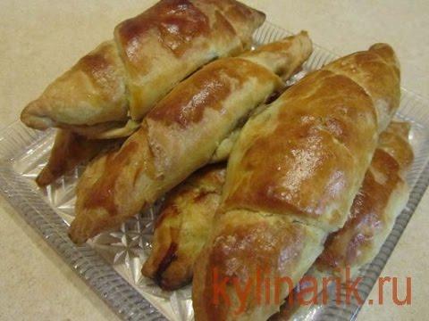 блюдо из теста рецепт пошагово