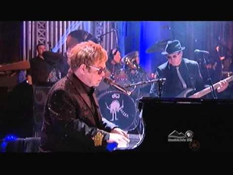 Elton John - Home Again (Live)