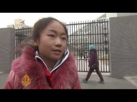 Children from Asia share goals for 2013
