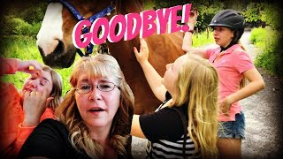 A VERY EMOTIONAL GOODBYE! Day 165