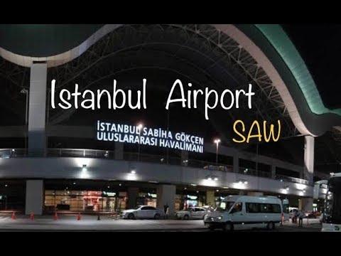 Istanbul Airport Sabiha Gokcen