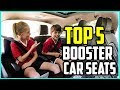 Top 5 Best Backless Booster Car Seats in 2018