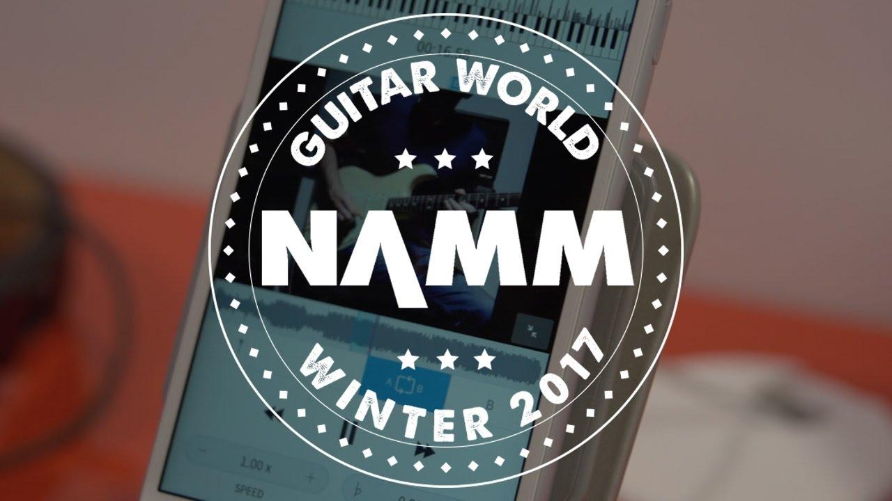 NAMM 2017 - Band Lab Technologies - BandLab Free Audio Stretch App
