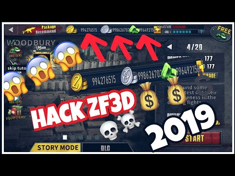 How to download ZF3D hack 2019😱(last version)!!