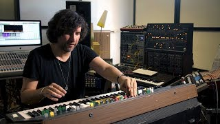 Mathew Jonson Presents His Synthesizer Favourites: Yamaha CS-60 (EB.TV)
