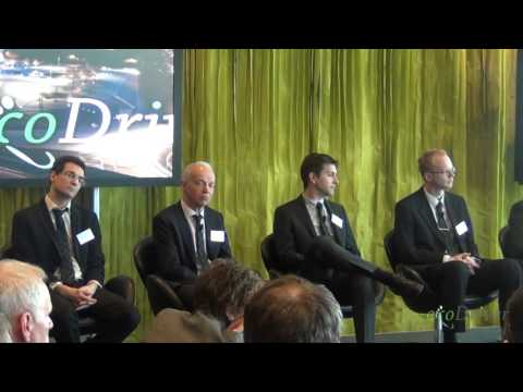 Panel discussion – ecoDriver Final Event 2016