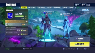 Fortnite Season 6 & Gifting 15 free skins & 2800 vbucks giveaway SPECIAL Road to 200