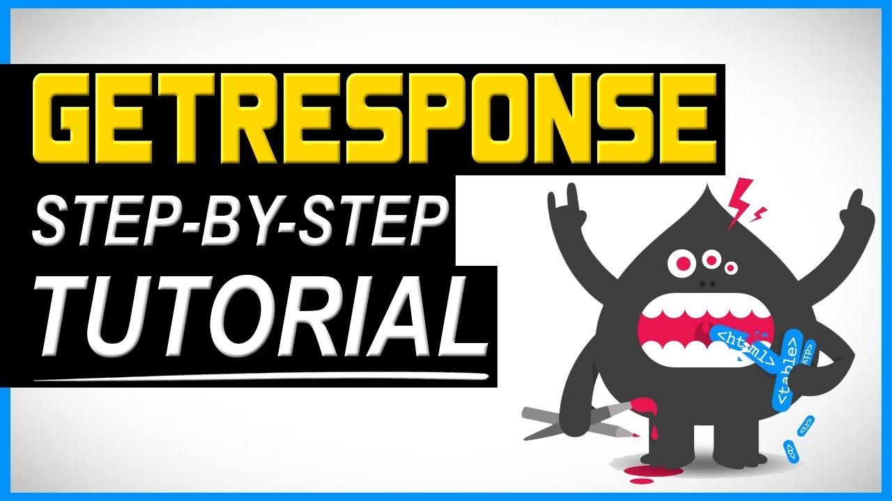 getresponse review getresponse tutorial 2018 (30 day free trialgetresponse review getresponse tutorial 2018 (30 day free trial)