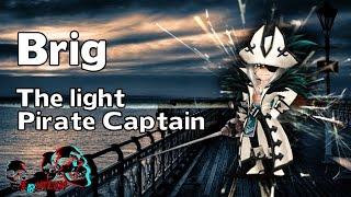 Summoners war - Brig Spotlight [The Light Pirate Captain]