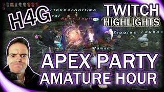 FFXI in 2017 - How to get Capacity Points - Twitch Highlights