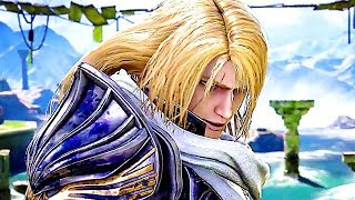 SOUL CALIBUR VI: Siegfried Gameplay Trailer (2018) PS4 / Xbox One / PC