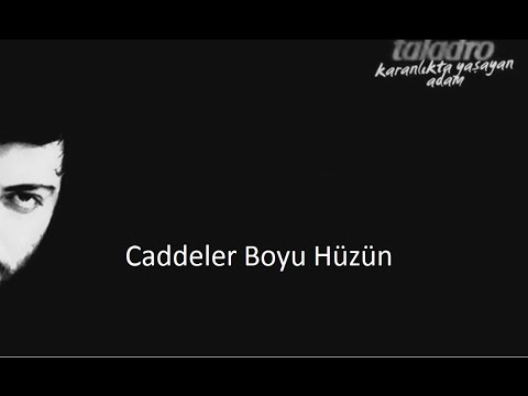 Taladro - Caddeler Boyu Hüzün (Yeni) 2017