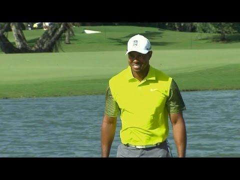 Tiger Woods 91-foot birdie leads Shots of the Week