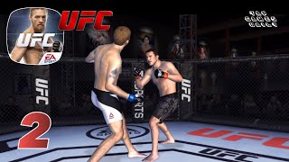 EA SPORTS™ UFC® Gameplay Walkthrough Part 2 - iOS | ANDROID
