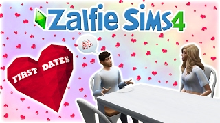 Our First Date | Zalfie Sims Edition [5]
