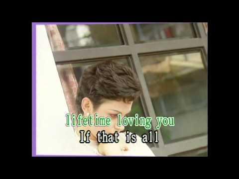 I Want To Spend My Lifetime Loving You (Karaoke)