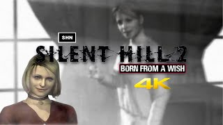 Silent Hill 2 : Born from a Wish | 4K/60fps | Longplay Walkthrough Gameplay No Commentary