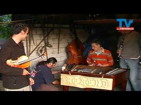 Rebend - cimbálová muzika ze staré Břeclavi