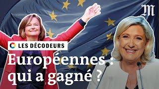 Européennes 2019 : le résumé de la soirée électorale