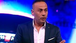 محمود عبد المغني يمثل مشهد دخوله معهد الفنون المسرحية .. فيديو