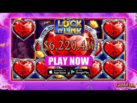 ❤ Lock It Link ❤ Gold Fish Casino Slots