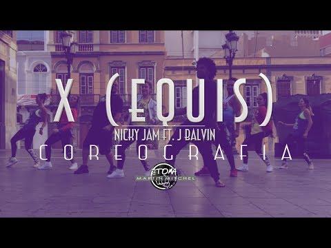 X (Equis) Nicky Jam Ft. J Balvin [ Martin Mitchel] Zumba