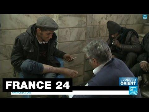 IRAN : Le fléau de la drogue - 11 morts chaque jour