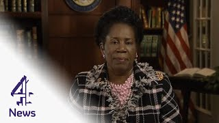 Sheila Jackson Lee on the USA's response to Ebola | Channel 4 News
