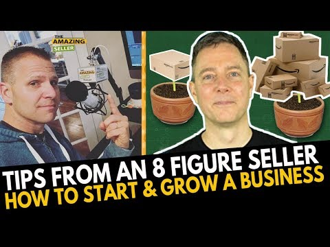 8 Figure Seller Shares How to Sell On Amazon Today + Lessons Learned The Hard Way (TAS 480)