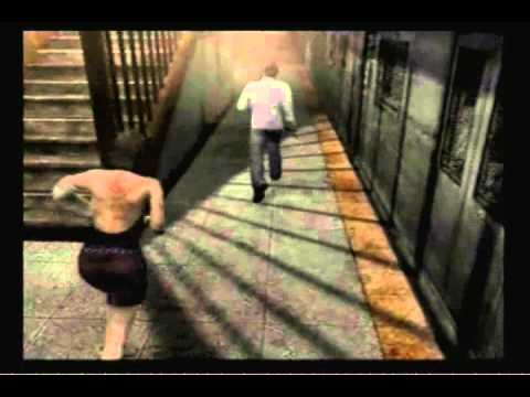 Let's Play Silent Hill 4 - 07 - Subway Re-visit - Cynthia's Gone Hairy :)