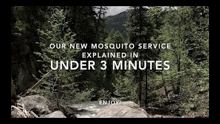 Pest Control Experts - No-Spray Mosquito Prevention Service! Environmentally friendly pest control