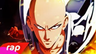 Rap do Saitama (One Punch Man) - O HOMEM MAIS FORTE | NERD HITS