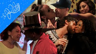 The Kelly's New Year's Special: Best New Year's Kisses ft. Travie Williams & Don Benjamin