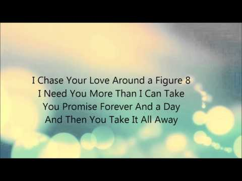 Ellie Goulding - Figure 8 (Lyrics)
