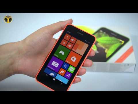 Nokia Lumia 630'e Yakından Bakıyoruz!