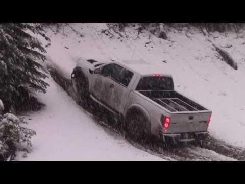 Raptor vs WJ Snow Hill Climb.