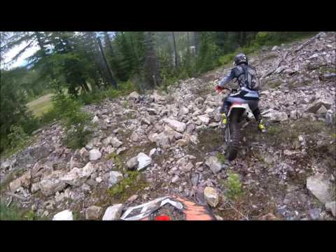 2017 Stix and Stones Silver Mtn Extreme Challenge Lap 1, Part 1