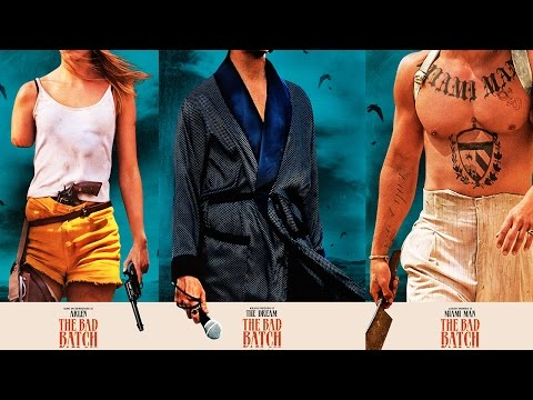 The Bad Batch - OFFICIAL TRAILER 2017