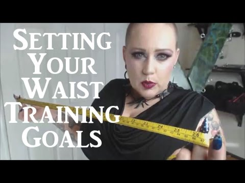 📏 Setting Your Waist Training Goals - All About Corsets from YouTube · Duration:  12 minutes 38 seconds