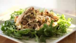 Beth's Healthy Spiced Chicken Salad