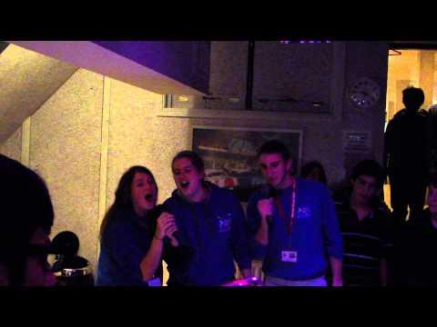Karaoke Staff Harrow House January 2013