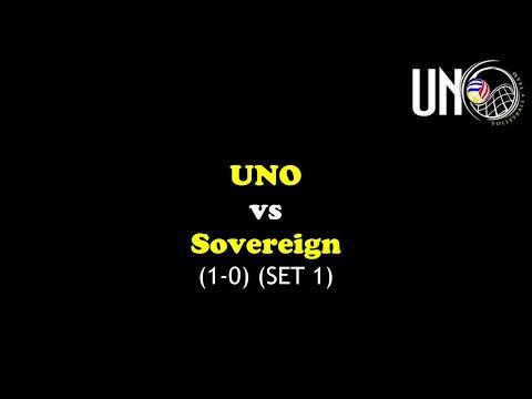 [DFFL][UNO vs Sovereign] [1-0] [Set 1]