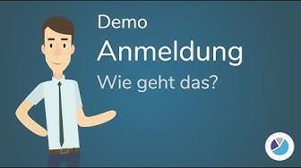 Demo - Anmeldung (Tutorial #1)