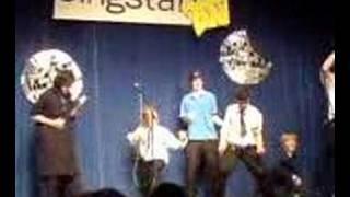 WCGS - Singstaff - Air Guitar - Contestant 5