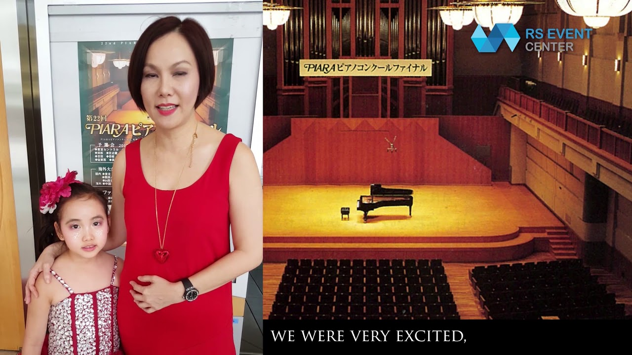 Singapore Asia Youth Piano Competition 2019 • RS Event Center