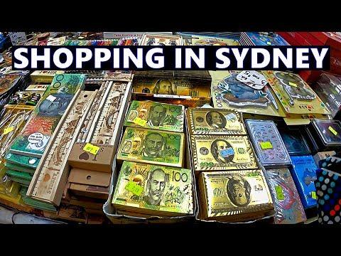Shopping In SYDNEY - Paddys Market Sydney | Australia
